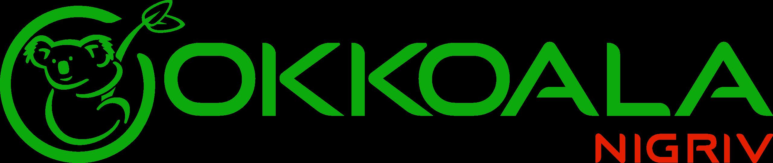 Pełny logotyp okKoala